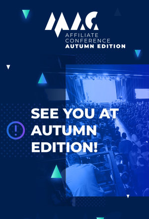 See you at the MAC Autumn Edition