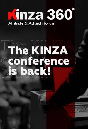 An Affiliate Conference KINZA Comes Back In a New Forum Format after a Year Break