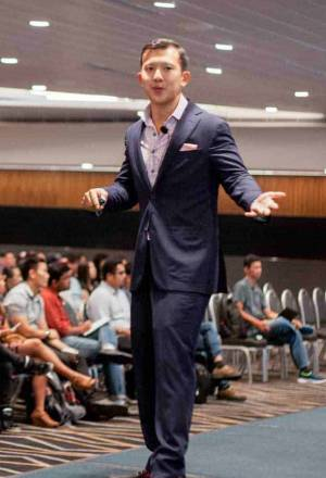 Living Proof of Success: Profile of Charles Ngo