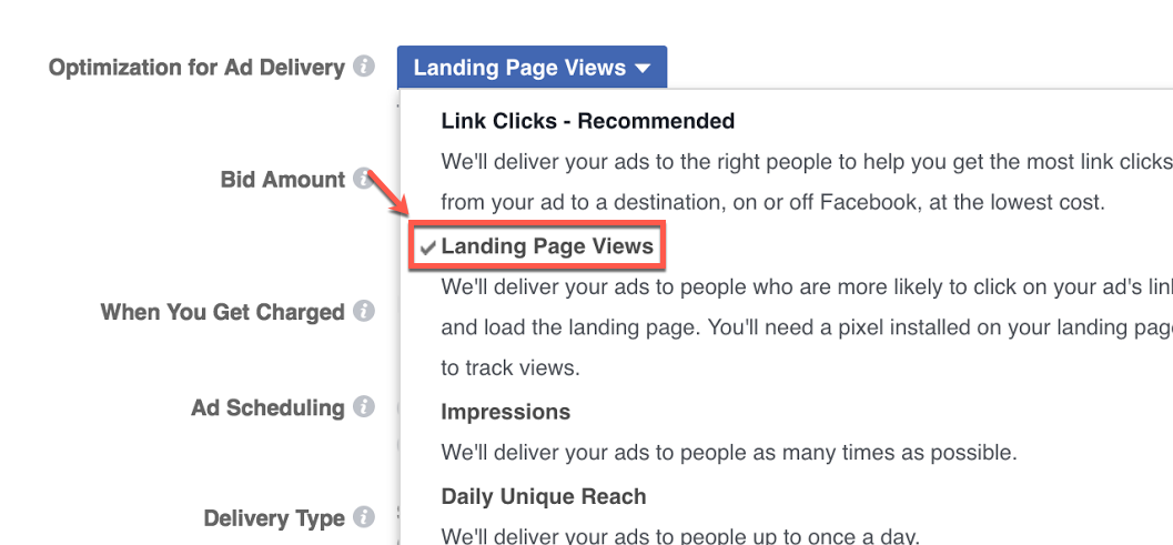 How to reduce the cost of a click on Facebook