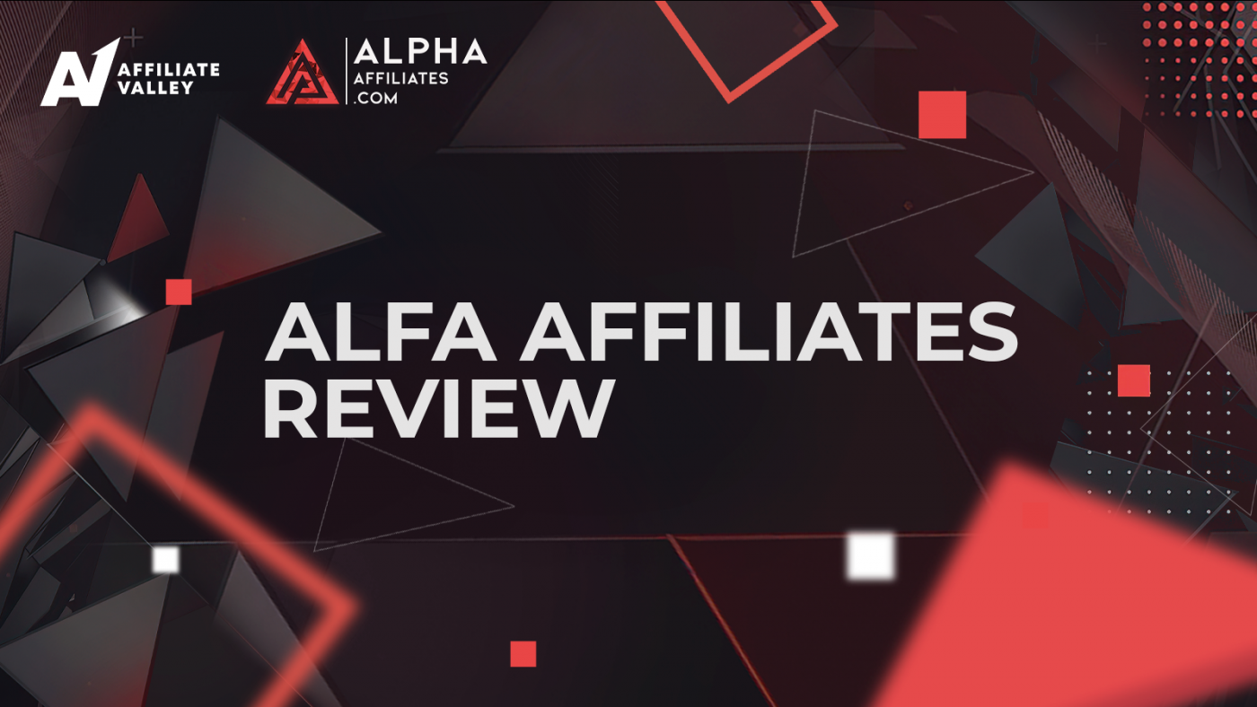 Casino Affiliate Network: Alpha Affiliates Overview