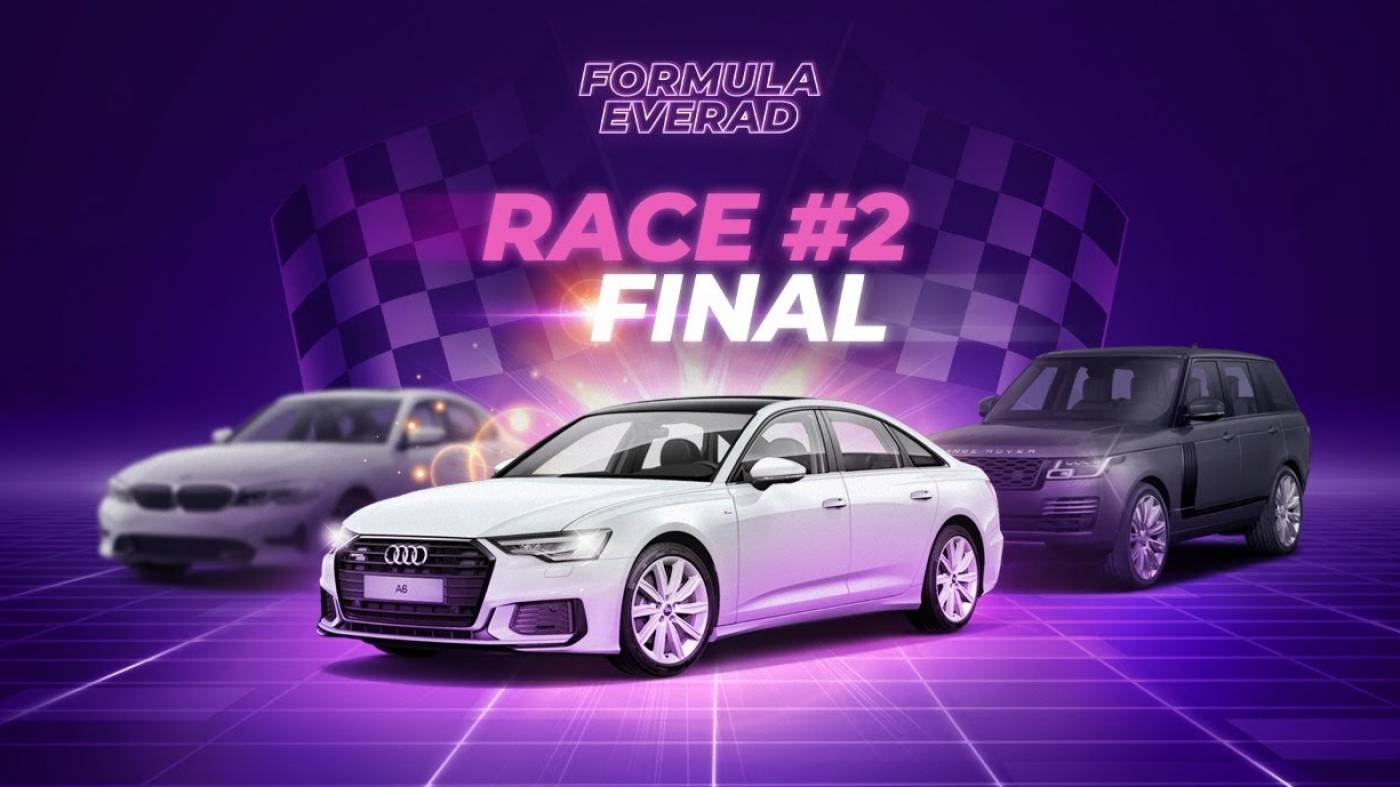 Formula Everad: where and when to watch the Audi A6 draw among affiliates